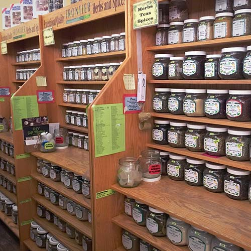 Organic Bulk Herbs, Tea and Spices Kalispell