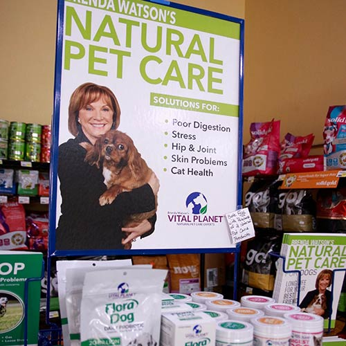 Kalispell Organic Pet Food and Supplements